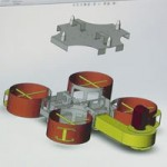 Entwicklung auf modernsten 3D-Programmen